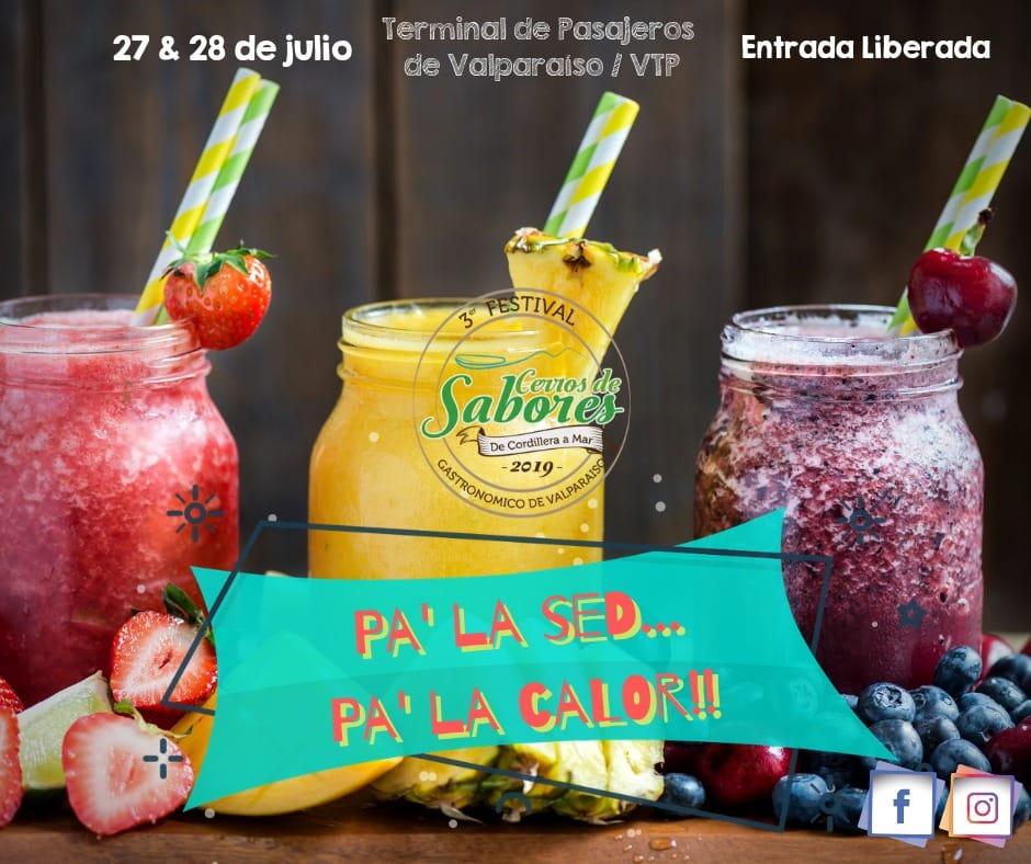 Festival Cerros de Sabores