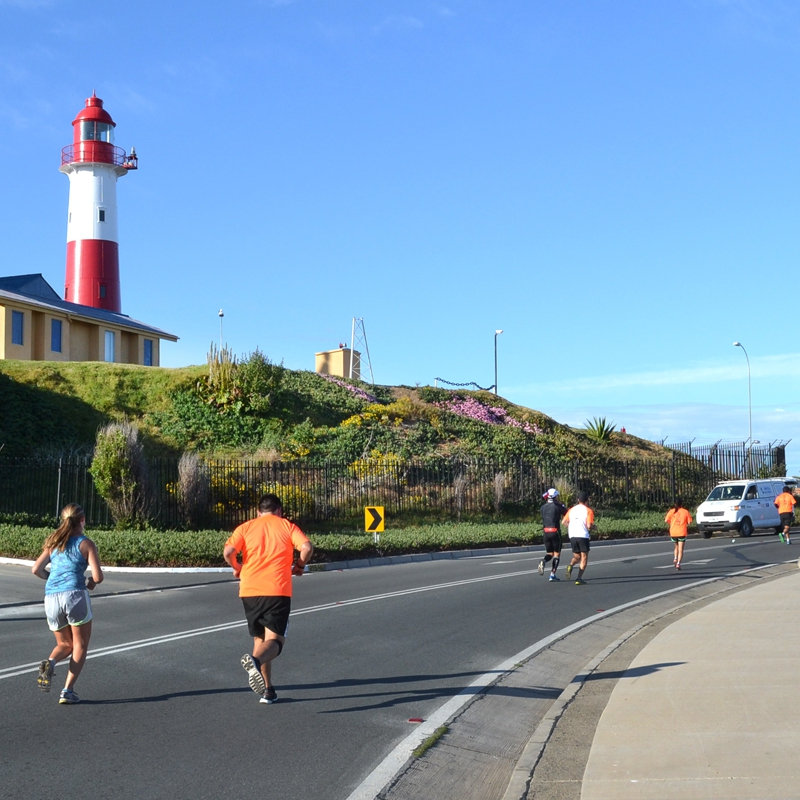Marathon Puerto Valparaiso 2019