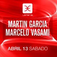 Martín García & Marcelo Vasami