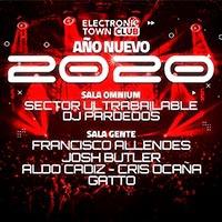 New Year 2020 Sala Omnium