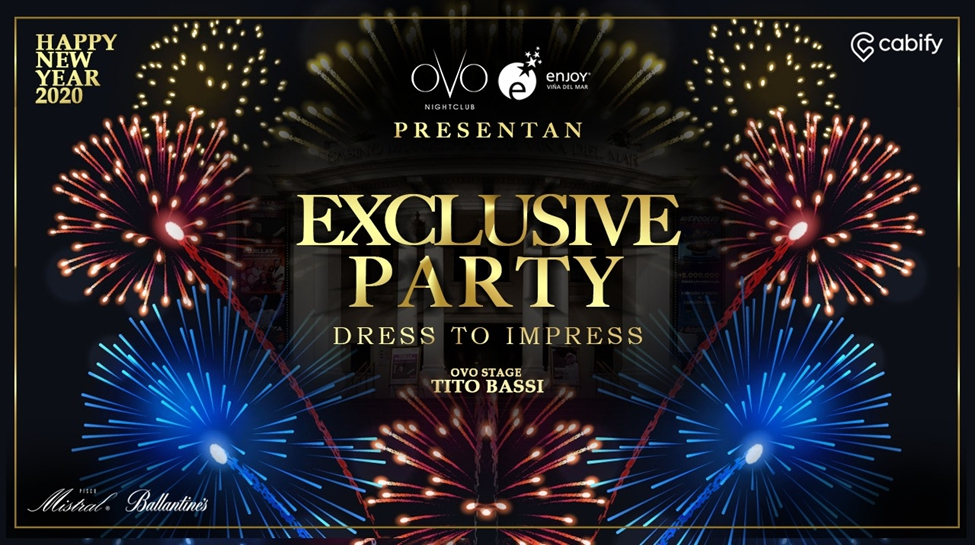 OVO New Year Party