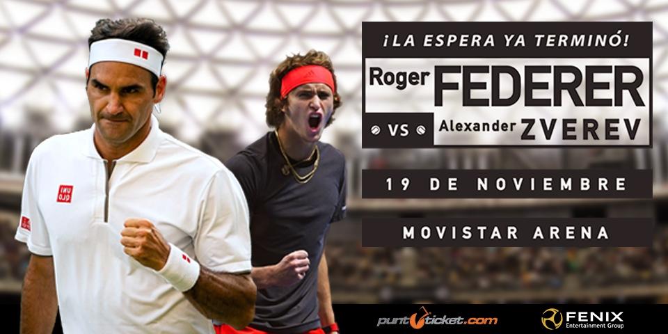 Roger Federer vs Alexander Zverev