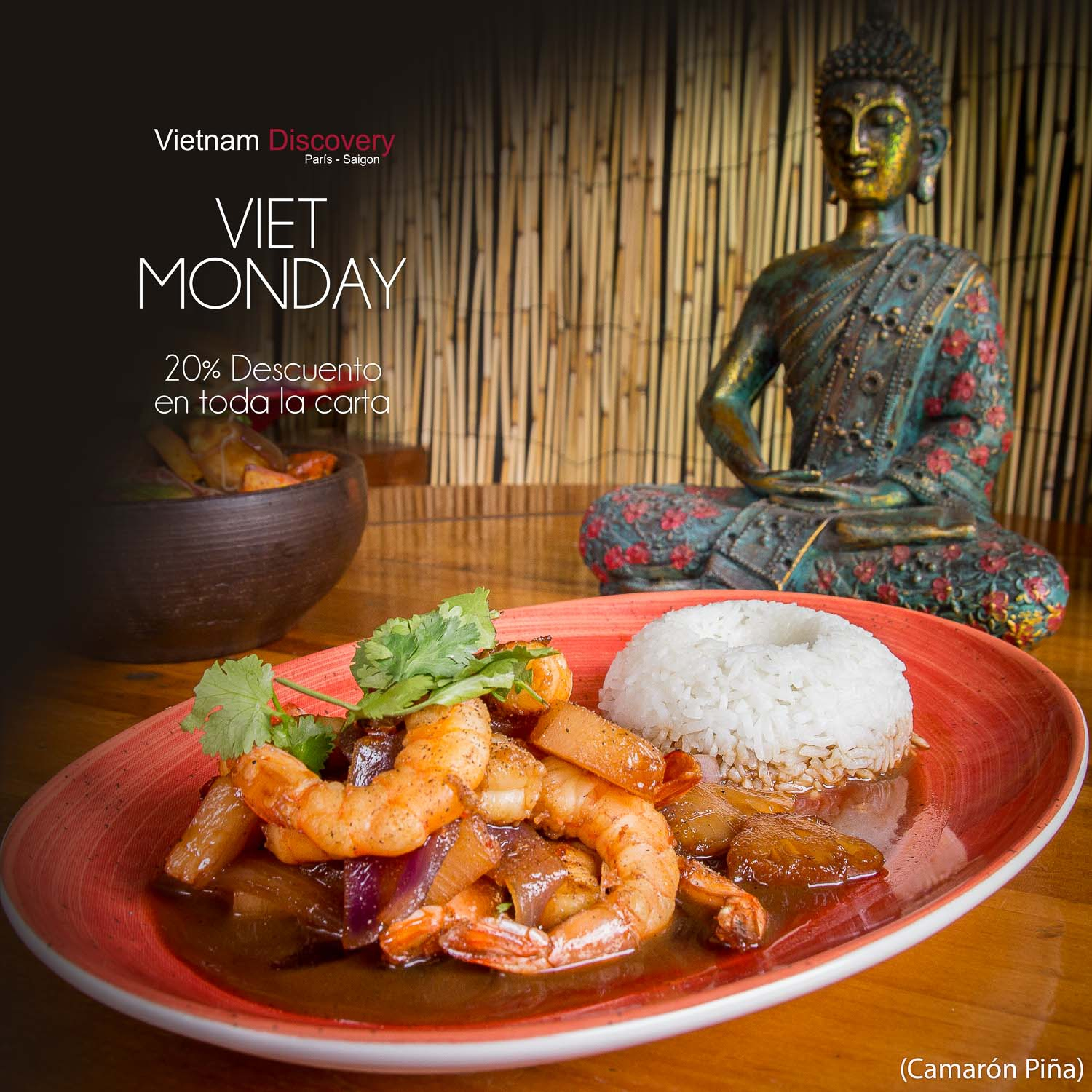 Vietnam Discovery Mondays with 20%