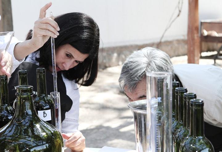 Winemaker Experience - Santa Rita Winery