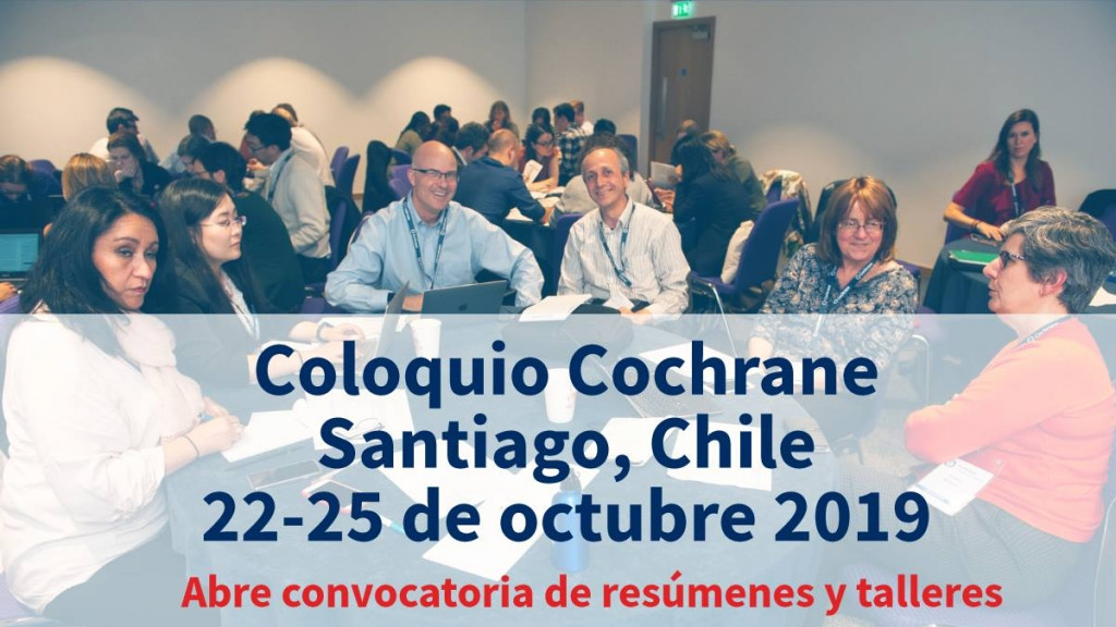 XXVII International Cochrane Colloquium