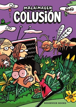 COLLUSION: MALAIMAGEN'S FIRST GRAPHIC NOVEL