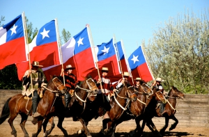 Fiestas Patrias Celebrations