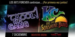 KC and the Sunshine Band & Kool and the Gang