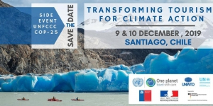 Transforming Tourism for Climate Action