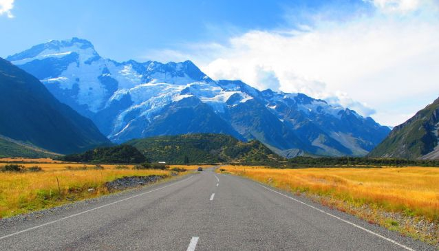 Ten ways to see Mount Cook