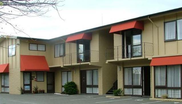 Abbey Motor Lodge Christchurch