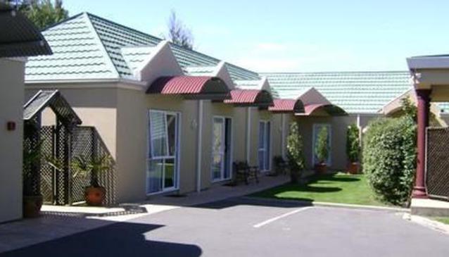 Airport Birches Motel Christchurch