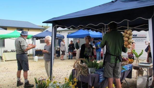 Akaroa Farmers' Market