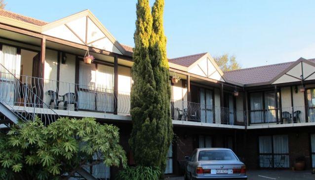 Argyle On The Park Hotel Christchurch