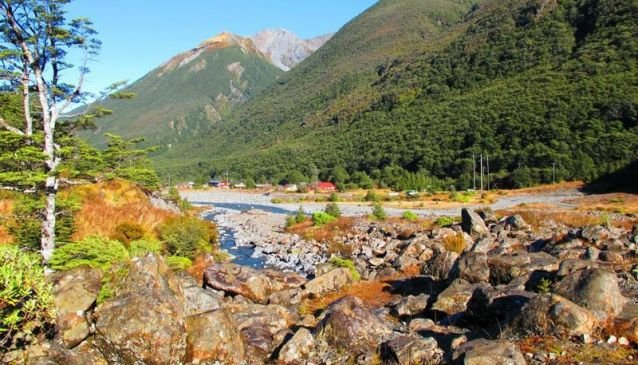 Arthur's Pass National Park