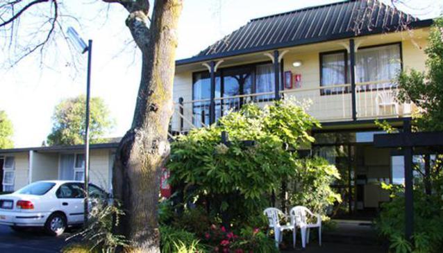 Ashleigh Court Motel Christchurch