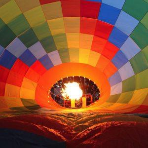 Ballooning Canterbury