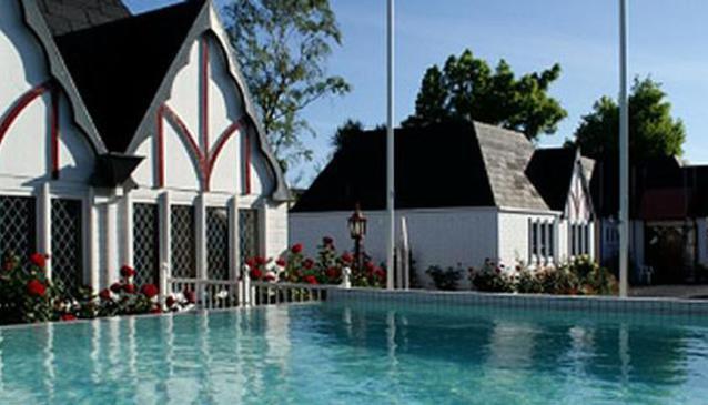 Best Western Camelot Motor Lodge
