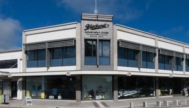 Blackwells Department Store Kaiapoi