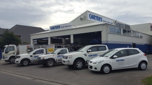 Carters Tyres North Canterbury