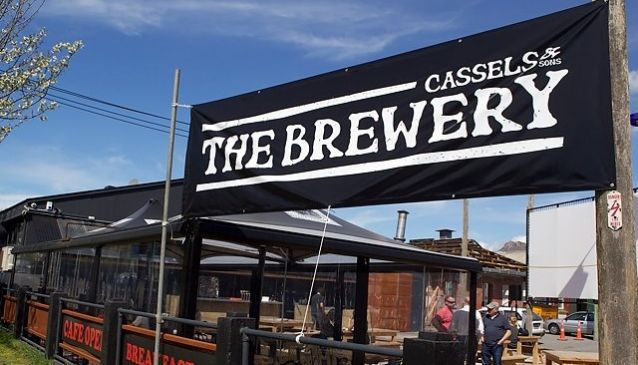Cassels & Sons Brewery