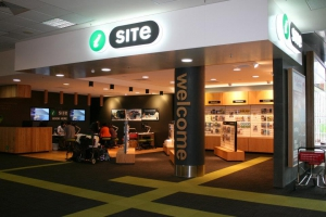 Christchurch Airport i-SITE Visitor Information Centre