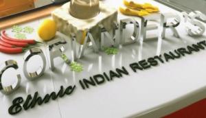 Corianders Indian Restaurant