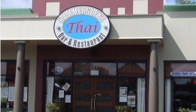 Hammersley's Thai