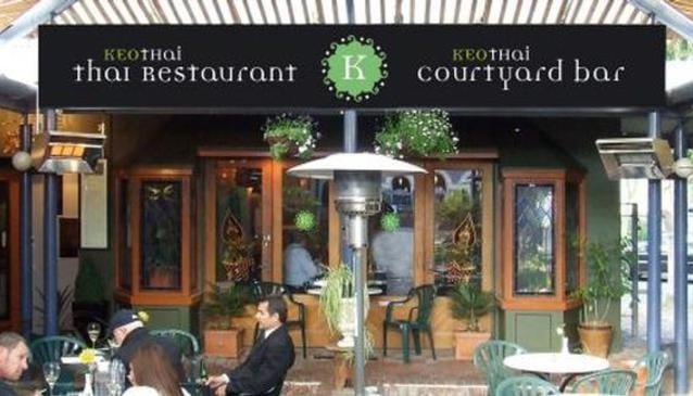 Keo Thai Restaurant & Courtyard Bar