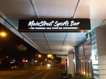 Mainstreet Sports Bar - Rangiora