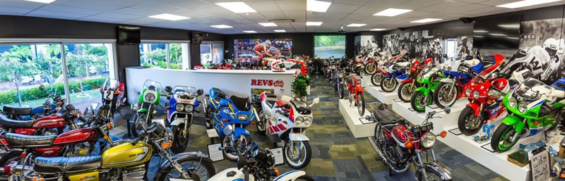 Mike Pero Motorcycle Gallery