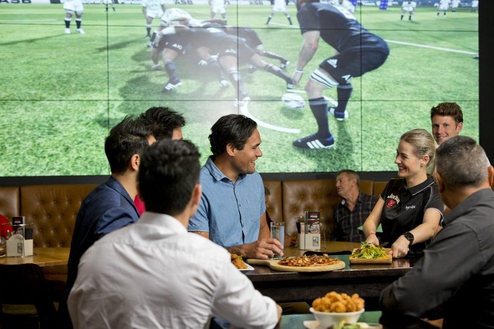 Monza Sports Bar