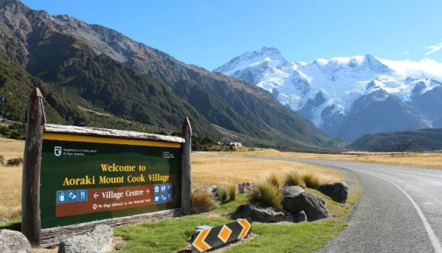 Mount cook national park in christchurch my guide christchurch mount cook national park publicscrutiny Image collections
