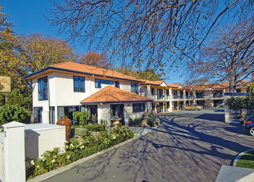 Randolph Motel Apartments