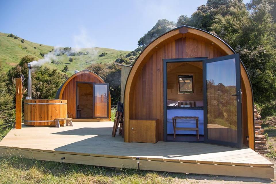 Te Wepu - Intrepid Pod Retreats - Akaroa