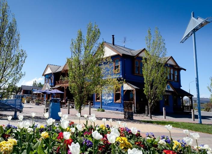 The Blue Pub Methven