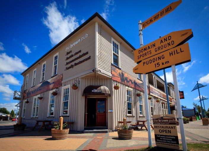 The Brown Pub - Methven