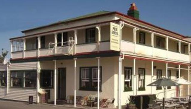 The Pier Hotel Kaikoura