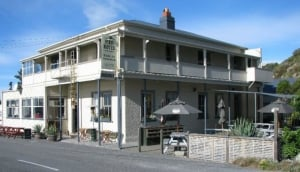 The Pier Restaurant - Kaikoura