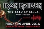 Iron Maiden: The Book of Souls Tour
