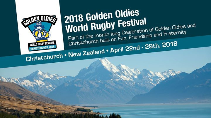 22nd Golden Oldies World Rugby Festival