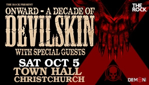 A Decade of Devilskin Tickets
