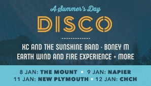 A Summer's Day Disco Tickets
