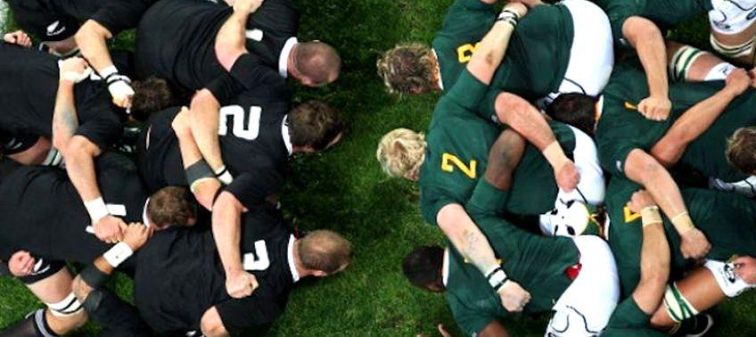 All Blacks v South Africa