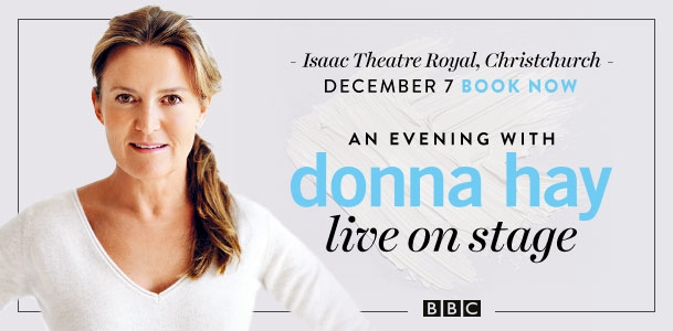 An Evening with Donna Hay Tickets