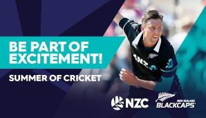 BLACKCAPS v England T20 Tickets