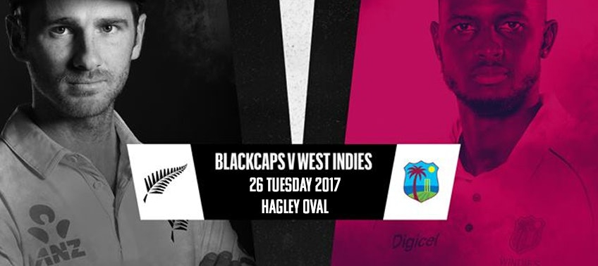Blackcaps v West Indies - 3rd ODI