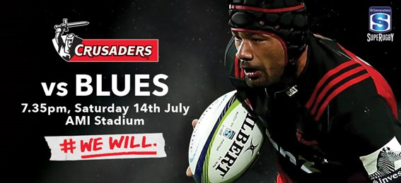 BNZ Crusaders v Blues