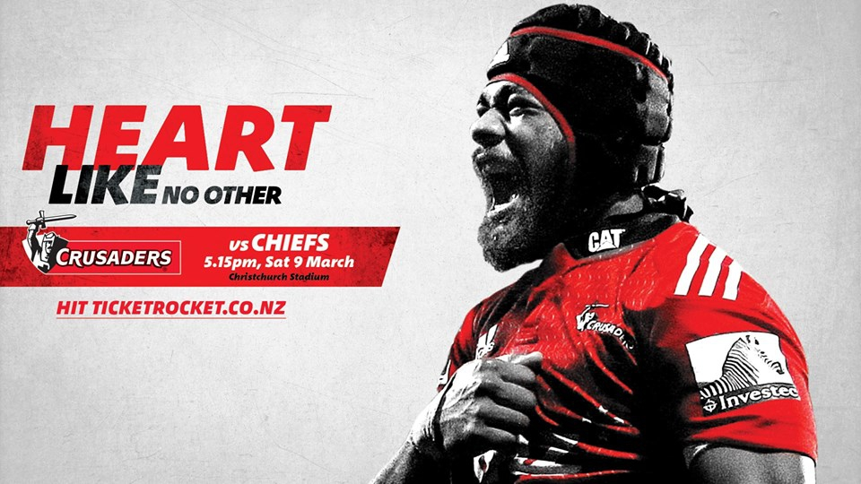 BNZ Crusaders v Chiefs