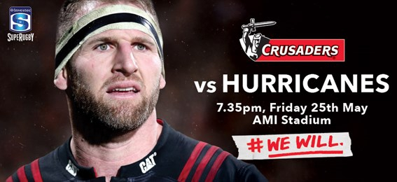 BNZ Crusaders v Hurricanes